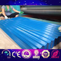 Pre painted galvanized steel sheet,colour coated Corrugated steel sheet
