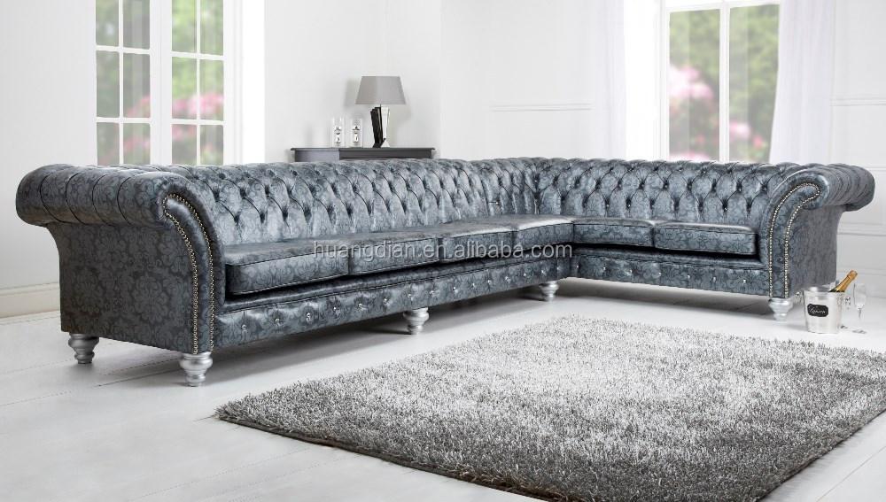 2016 latest living room leather sofa corner sofa chesterfield sofa design buy corner sofa - Latest leather sofa designs ...