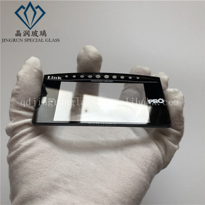 Factory hot sale custom intelligent sensing wall switch glass plate decorative crystal touch panels with prices