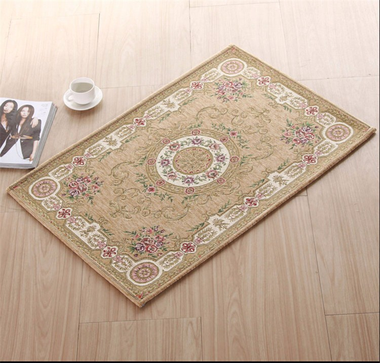 Newest European Style Home Decor Multifunction Square Cushion Carpet