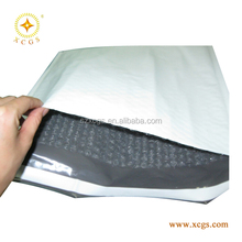 poly bubble mailers, colored poly mailing bubble bags with custom logo