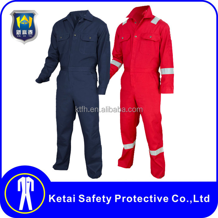 High quality customized made waterproof long sleeve coveralls