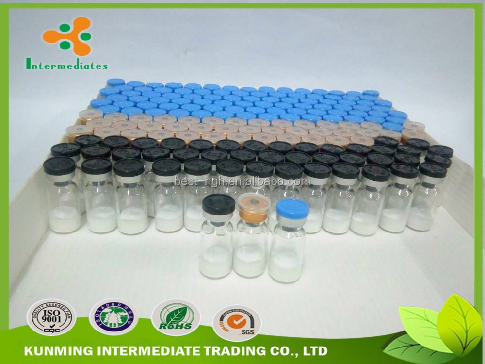 Bodybuilding supplements Peptide ghrp 6 CAS:87616-84-0 raw powder human growth peptides ghrp 6