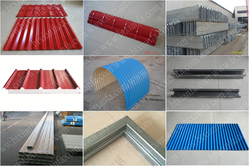 Factory Outlet Latest Popular Colored Steel Zinc Composite Wall Board Making Machine