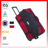 2014 top salel large capacity luggage trolley bag Europe design sturdy wheels