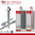 High quality cartridge packed two part glue epoxy resin for structural strengthening