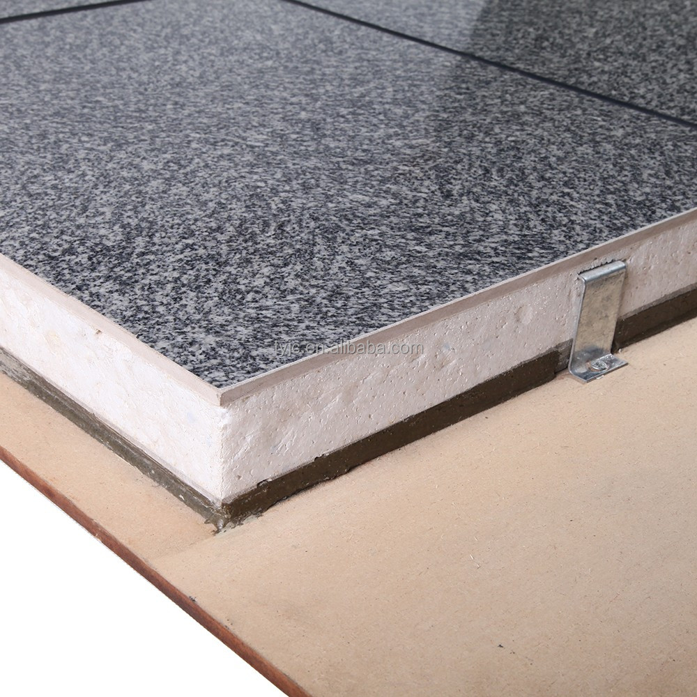 UV coating CE certificate Fiber cement insulated Wall panel