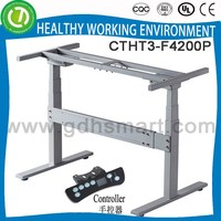 China supplier & height adjustable desk frame & Intelligent ergonomic stand up desk frame