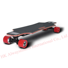 Wireless remote control four wheel hot sale boosted electric skateboard kit