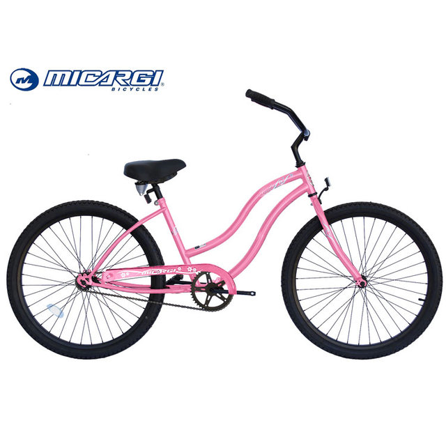Micargi 26 inch Women Touch Beach Cuiser bike Cheap City Bicycle
