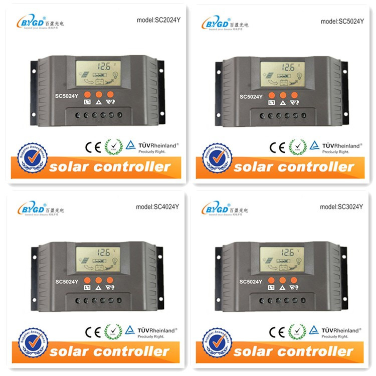 best price pwm 12v 24v 10a solar battery charge controller types