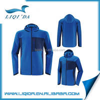 China breathable high quality waterproof mens softshell jacket in new model
