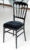 factory direct supply acrylic napoleon wedding chair