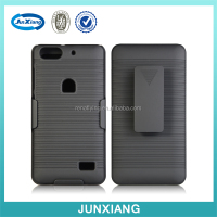China factory holster combo case for huawei g play mini