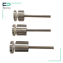 stainless steel adjustable handrail standoff fasteners