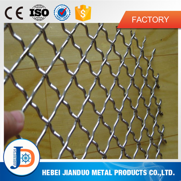 different types of stainless steel crimped wire mesh with best quality