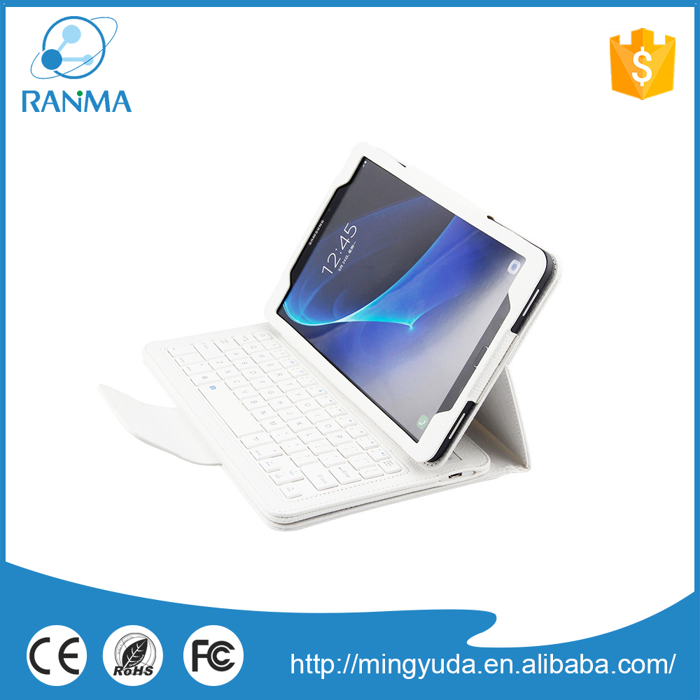 Flip stand pu leather thickness foldable wireless bluetooth keyboards