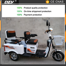 2016 new product electric vehicle 3 wheeler tuk tuk made in china