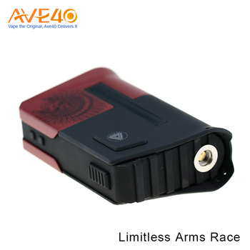 Ecigarette 2018 100% Original Limitless Arms Race 200W Box Mod Wholesale