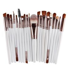 hot selling quality makeup <strong>brush</strong> oem make up <strong>brushes</strong> kit 20 piece eye shadow <strong>brush</strong>