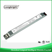 120V 277V 0-10V dimmable LED powersupply flicker free 60W 1500mA constant current led driver