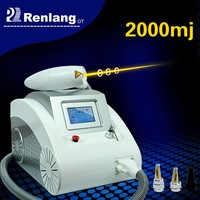 Hot china products wholesale laser beauty equipment , skin whitening 3 in 1 laser tattoo removal for skin beauty