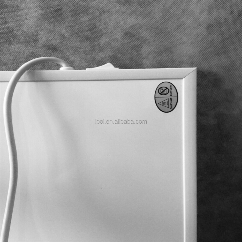 High Quality IR <strong>Heating</strong> Panel 600*600mm 350Watts with ON/OFF Switch