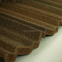 Professional Manufacturer stone coated metal roofing tile lightweight building materials types of roof covering sheets
