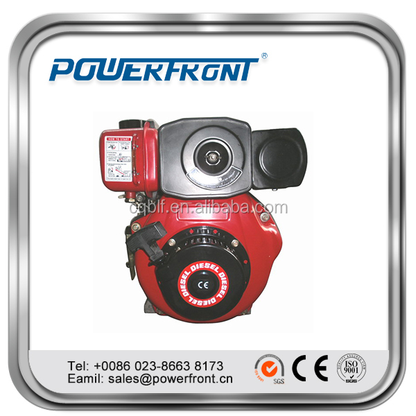 Good quality better price air cooled 4 stroke one cylinder 4hp to 10hp diesel engine