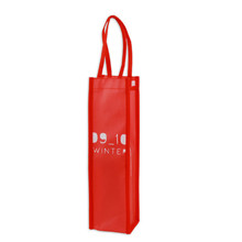 double wine paper bag paper bags supplier pp non woven bags