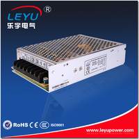 Hot selling 75w power supply CE RoHS approved NES -75 single output power supply for led light strip