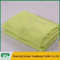 China manufacturer 210T taffeta anti-static lining fabric for garment or cloth