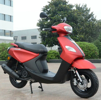 2018 XINLING new arrival model 100cc 125cc powerful gas scooter gasoline motorcycle for sale