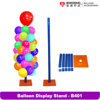 B401 Advertising Balloon Display Tree Dispenser Balloon Stand
