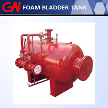 HIGH QUALITY Horizontal Anti fire Foam Bladder Tank For Proportioning System