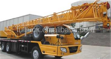 Construction Machinery XCMG QY20B.5 Hydraulic 20ton truck crane