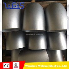 Factory Direct Hot Sale stainless steel pipe fitting elbow center chart