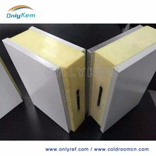 cold room 100mm PU panel with cam lock