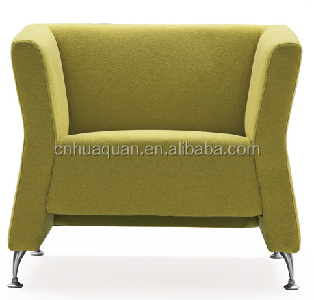 A487# office leisure sofa couch hotel sofa in library seating ,sofa chair with single seating