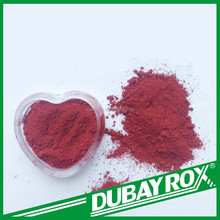 Powder Pigment Iron Oxide Red DB130 for Ceramic Brick Asphalt Roof