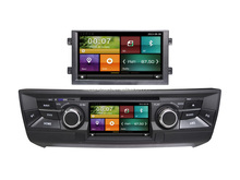 2 din universal car radio, dvd player, 3d navigation system for MG6