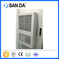 battery storage shelter air conditioner