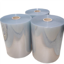 hard clear blue glass plastic protection sheet roll