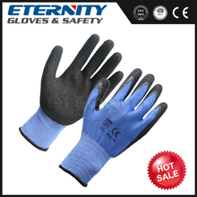 Protection latex surgical glove