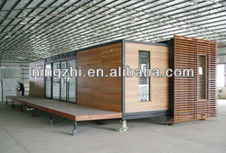 polystyrene prefabricated container house