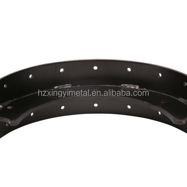 high quality brake shoes 1308E for heavy duty truck/semi-trailer