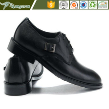 Brown/Black Man Spring & Summer Soft Leather Business Pointed Toe Dress Shoes