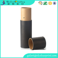 wine box paper cardboard material cylinder round package tube box