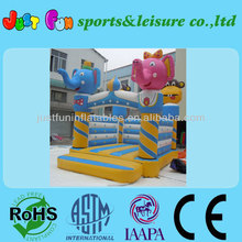 elephants jumping castle inflatable animal bouncer