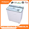 ATC-WM851B Antronic factory price laundry twin-tub 8.5KG washing machine